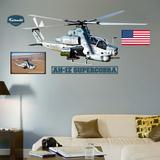 AH-1 Super Cobra  Wall Decal