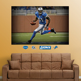 Calvin Johnson Mural Wall Decal