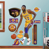 James Worthy Wall Decal