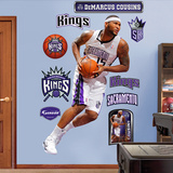 DeMarcus Cousins Wall Decal