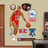 Maurice Cheeks Wall Decal
