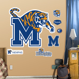Memphis Logo   Wall Decal