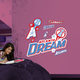 Atlanta Dream Logo   Wall Decal