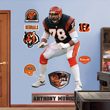 Anthony Munoz Wall Decal