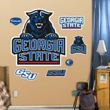 Georgia State Logo Wall Decal