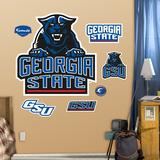 Georgia State Logo Wall Decal