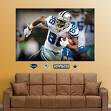 Dez Bryant Closeup Mural Wall Decal
