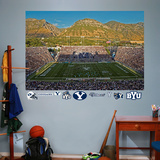 BYU Stadium Mural Wall Decal