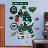 Mikko Koivu Wall Decal