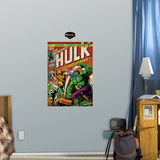 Hulk and Wolverine Cover Jr. Wall Decal
