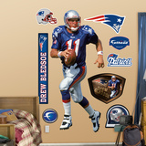 Drew Bledsoe   Wall Decal