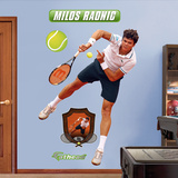 Milos Raonic   Wall Decal