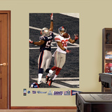 Victor Cruz SB TD Mural Wall Decal