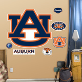 Auburn Logo   Wall Decal
