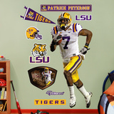 Patrick Peterson LSU   Wall Decal
