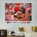 Jerry Rice Mural Wall Decal