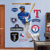 Elvis Andrus Wall Decal
