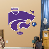 Kansas State Logo Wall Decal