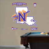 Northwestern State University Wall Decal