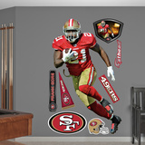 Frank Gore 2011 Wall Decal