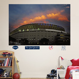 Old Yankee Stadium Fa&#231;ade Mural Wall Decal