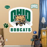 Ohio University Logo Wall Decal
