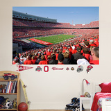Ohio State – The Horseshoe Stadium Mural   Wall Decal