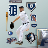 Justin Verlander Wall Decal