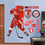 Niklas Lidstrom Wall Decal