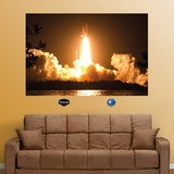 NASA Launch Wall Decal