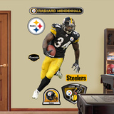 Rashard Mendenhall   Wall Decal