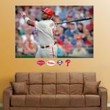 Ryan Howard Mural   Wall Decal