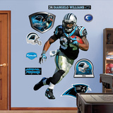 DeAngelo Williams Wall Decal