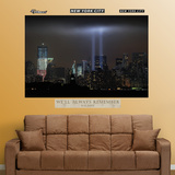World Trade Center Memorial Mural Wall Decal
