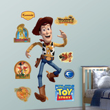 Woody Wall Decal