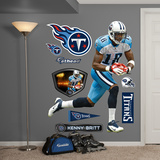 Kenny Britt 2011 Wall Decal