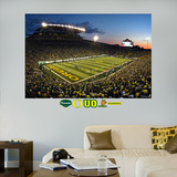 Oregon Stadium Mural Wall Decal