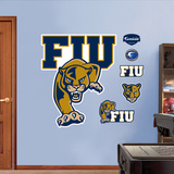 FIU Logo Wall Decal