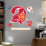 Tampa Bay Buccaneers Classic Logo Wall Decal