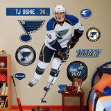 T.J. Oshie Wall Decal