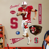 Toby Gerhart Stanford Mode (wallstickers)