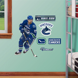 Daniel Sedin Jr Wallstickers