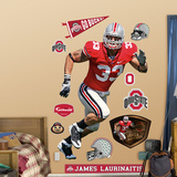 James Laurinaitis Ohio State Wall Decal
