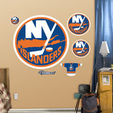 Islanders 2011-2012 Logo Wall Decal