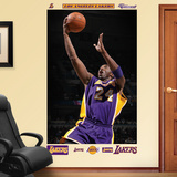 Kobe Bryant Drive Mural Wall Decal