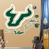 University of South Florida Logo Wall Decal