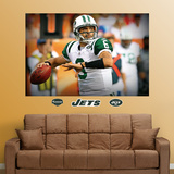 Mark Sanchez Closeup Mural Wall Decal