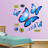 Butterfly Collection Wall Decal