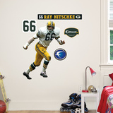 Ray Nitschke Jr. Wall Decal