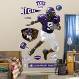 LaDainian Tomlinson TCU Wall Decal